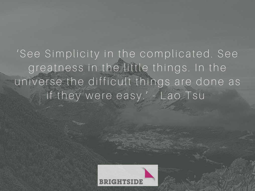 Inspirational quote by Lao Tsu