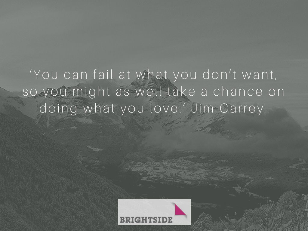 Quote by Jim Carrey