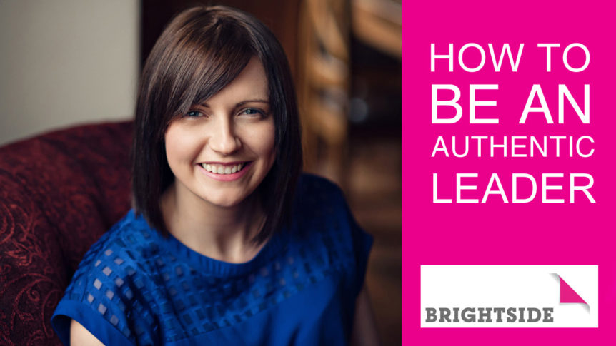 Blog about the benefits of being an authentic leader